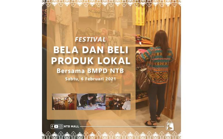 Festival Bela dan Beli Produk Lokal