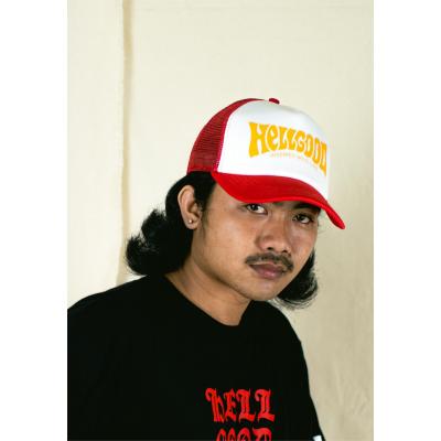 Psycho Red-Topi Trucker