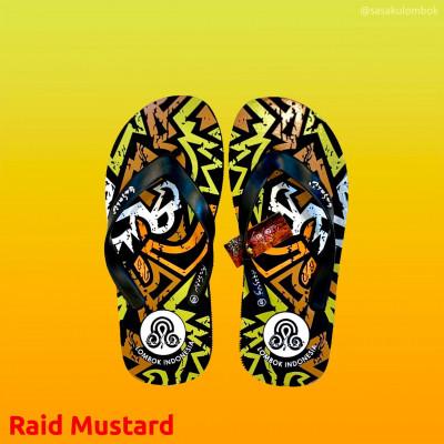 Sandal Sasaku - Raid Mustard