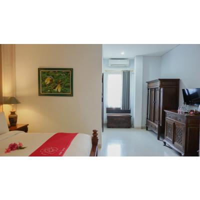 Voucher Kamar Bungalow Hotel Puri Saron Senggigi