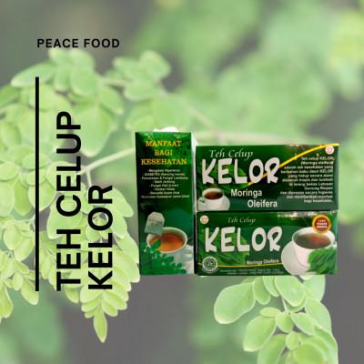 Teh Kelor, Moringa Tea (teabag) 081933165465