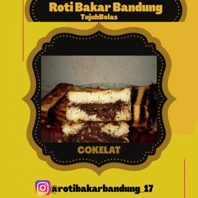 Roti Bakar Bandung Rasa Cokelat