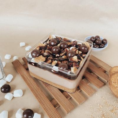 S'mores Malted Ganache Dessert Box