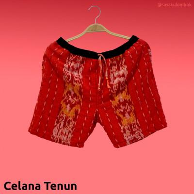 Celana Sasaku - Celana Tenun #02