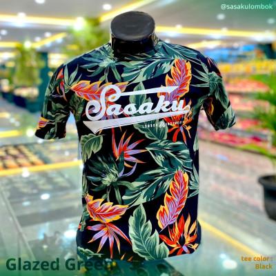 KAOS SASAKU - GLAZED GREEN