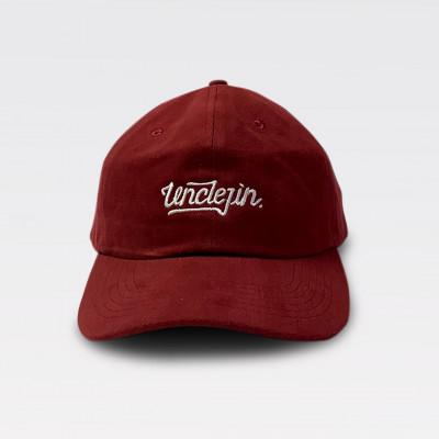 Unclejin Polocaps Type Maroon
