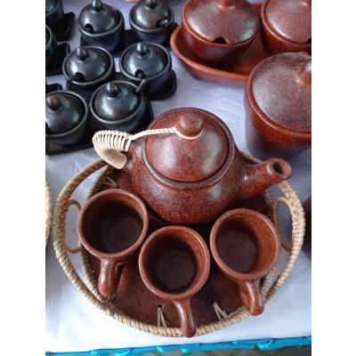 Tea Pot Gerabah