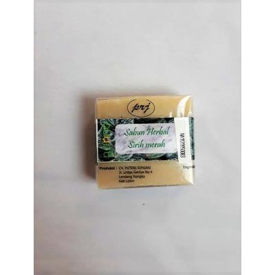 Sabun Herbal Sirih Merah PRJ