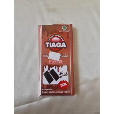 Dark Coklat Batangan
